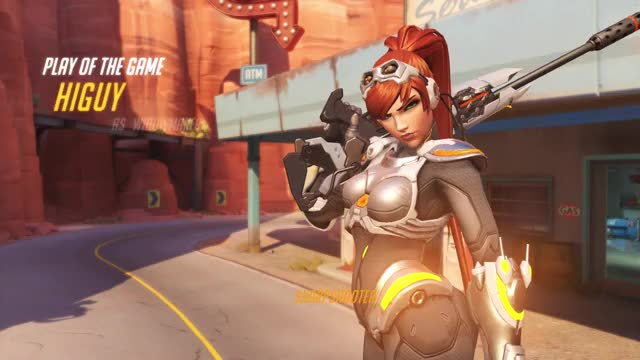 Watch highlight GIF on Gfycat. Discover more overwatch, potg GIFs on Gfycat