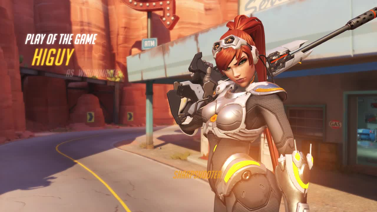 overwatch, potg, highlight GIFs