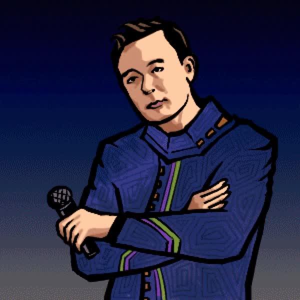 Watch and share Elon Musk GIFs on Gfycat