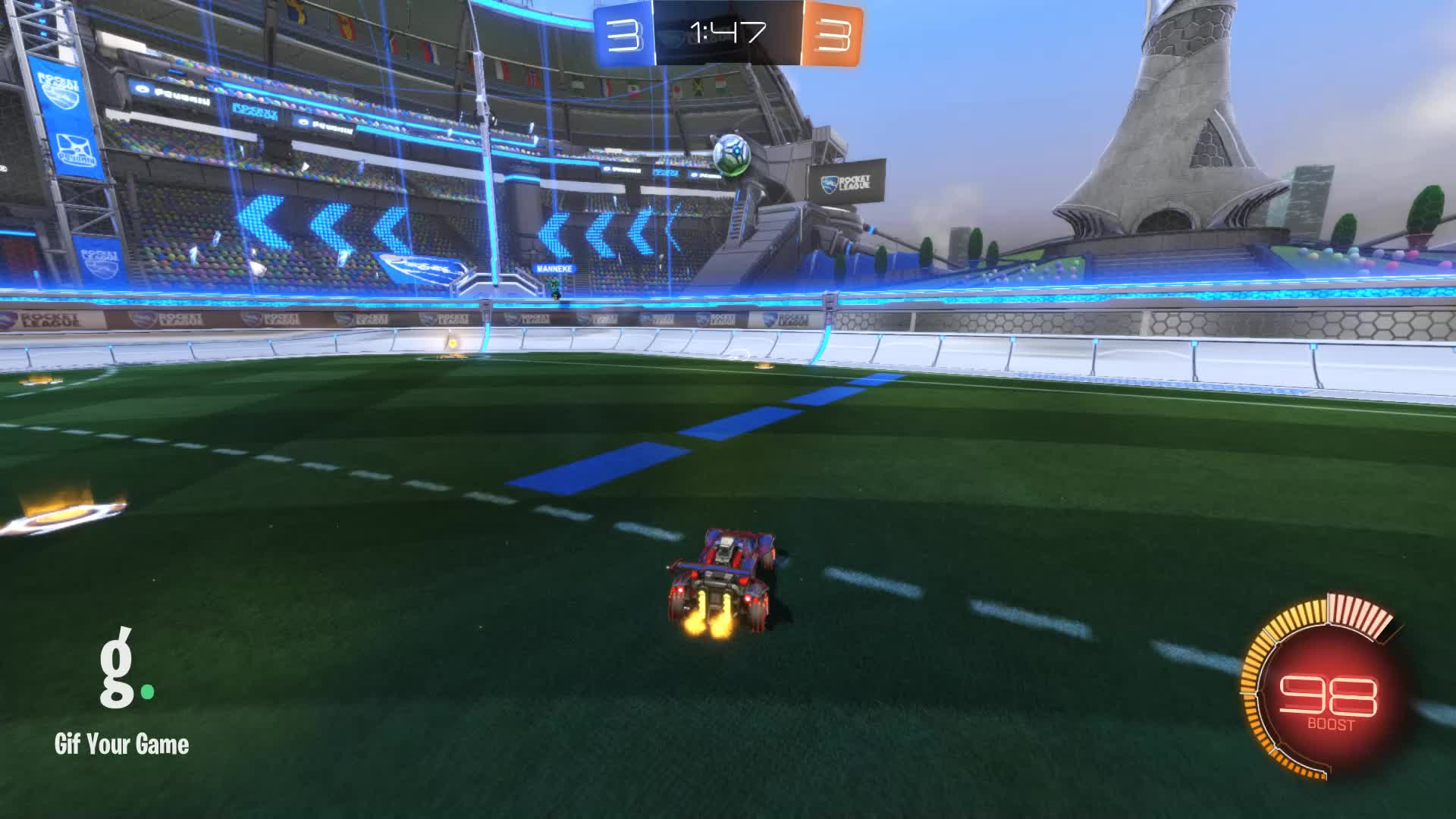 Demo, Gif Your Game, GifYourGame, Rocket League, RocketLeague, Timper [NL], Demo 3: Timper [NL] GIFs