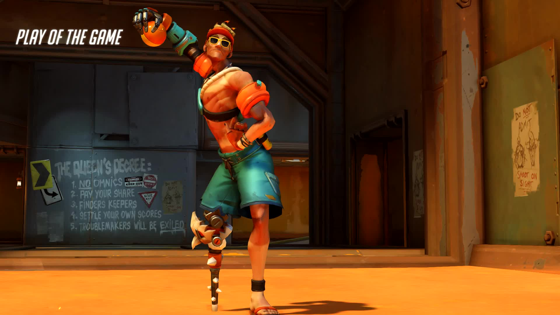 junkrat, overwatch, sorry sorry i'm sorry  GIFs