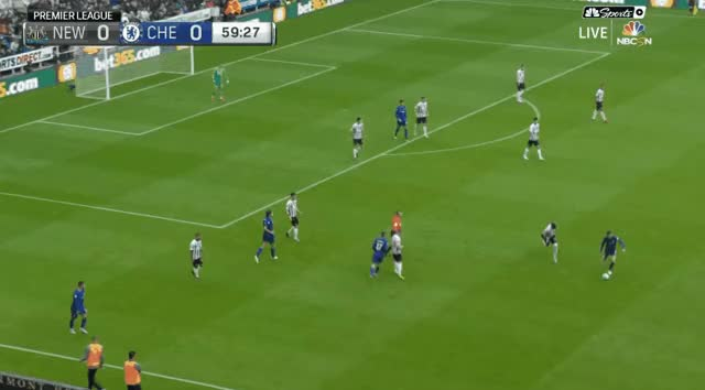 Watch 60 mins - agressive position of the fullbacks GIF by @ininsinstmm on Gfycat. Discover more Chelsea, Newcastle United, soccer GIFs on Gfycat