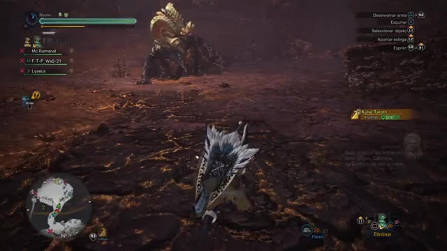Watch Monster Hunter World 20190115201806 GIF on Gfycat. Discover more related GIFs on Gfycat