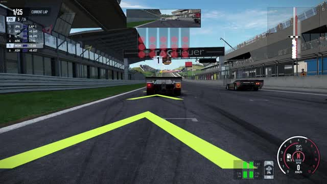 Watch and share Project Cars GIFs and Sim Racing GIFs by Brad Hart on Gfycat