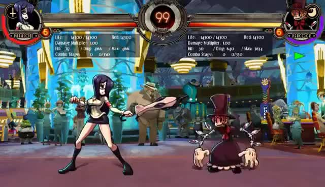 Watch and share The Ultimate Beginner Parasoul Guide GIFs on Gfycat