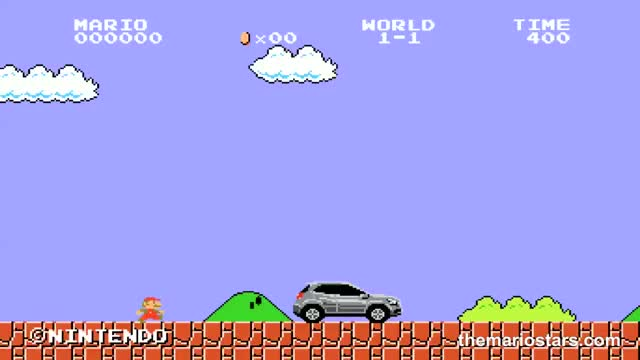 Watch and share Mercedes Benz GIFs and Retrogaming GIFs by themariostars on Gfycat