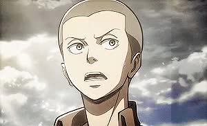 Watch and share Attack On Titan GIFs and Connie Springer GIFs on Gfycat