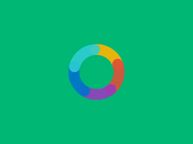 Watch and share Circle Loader From  UX-UI Design Inspiration Gallery From The Web GIFs on Gfycat
