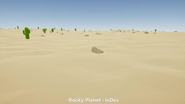 Watch and share Rocky Planet - Desert GIFs by jakubklementewicz on Gfycat