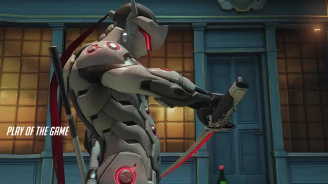 Watch Genji GIF by @spindoctor on Gfycat. Discover more related GIFs on Gfycat