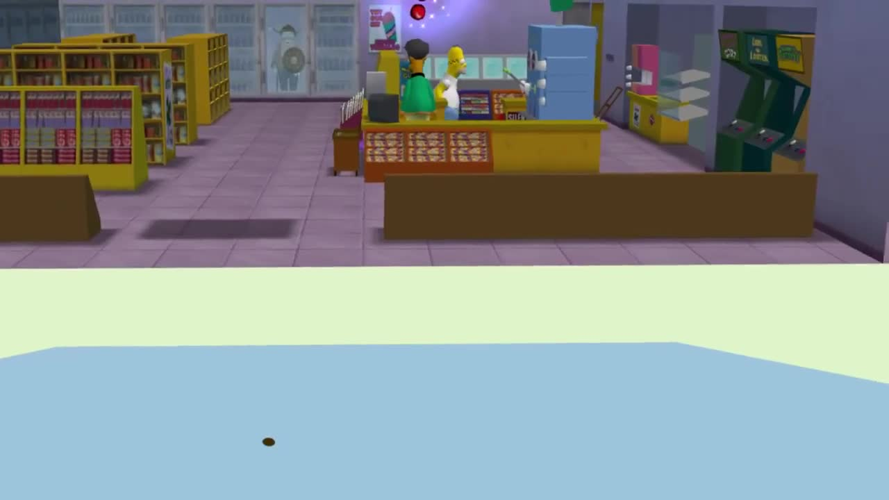 The Simpsons Hit Run Mysteries Explained By Its Own Developer