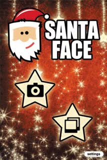 Watch and share Santa Face: Transform Your Friends Into Santa Claus! GIFs on Gfycat