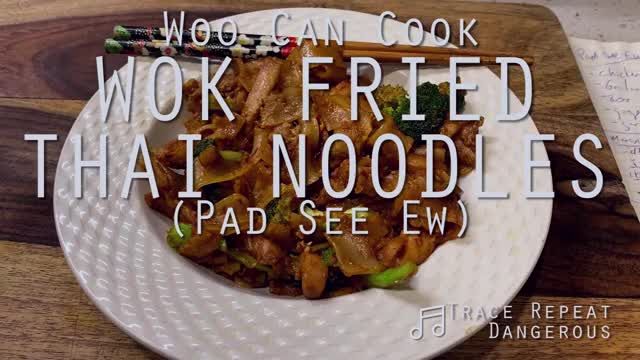 Watch and share Pad See Ew Recipe GIFs and Dark Soy Sauce GIFs by WooCanCook on Gfycat