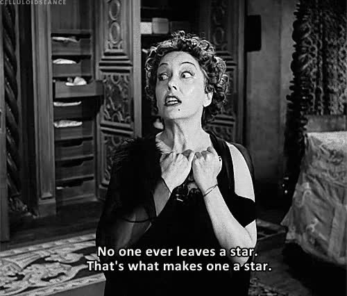 Watch Sunset Blvd. (1950) GIF on Gfycat. Discover more 1950s, Sunset Boulevard, film, gloria swanson, my gif, sunset blvd, vintage, x50s, xsunetblvd GIFs on Gfycat