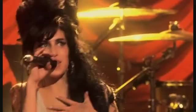 Amy Winehouse - Rehab GIFs