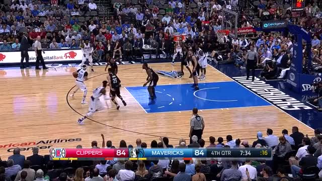 Watch and share Harris To Noel Vs Clippers GIFs by dirk41 on Gfycat