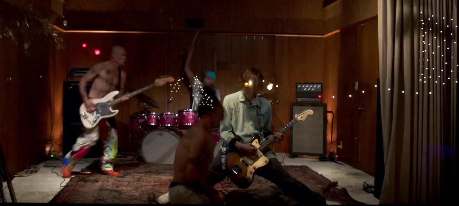redhotchilipeppers, just 2 seconds from the Dark Necessities video (reddit) GIFs