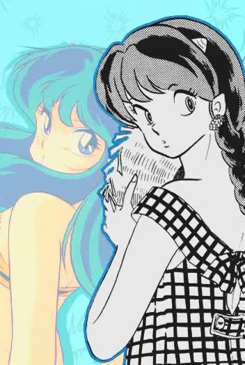 Watch Rumiko TakahashiManga/Anime Girls GIF on Gfycat. Discover more Urusei Yatsura, inuyasha, maison ikkoku, my gifs, ranma GIFs on Gfycat