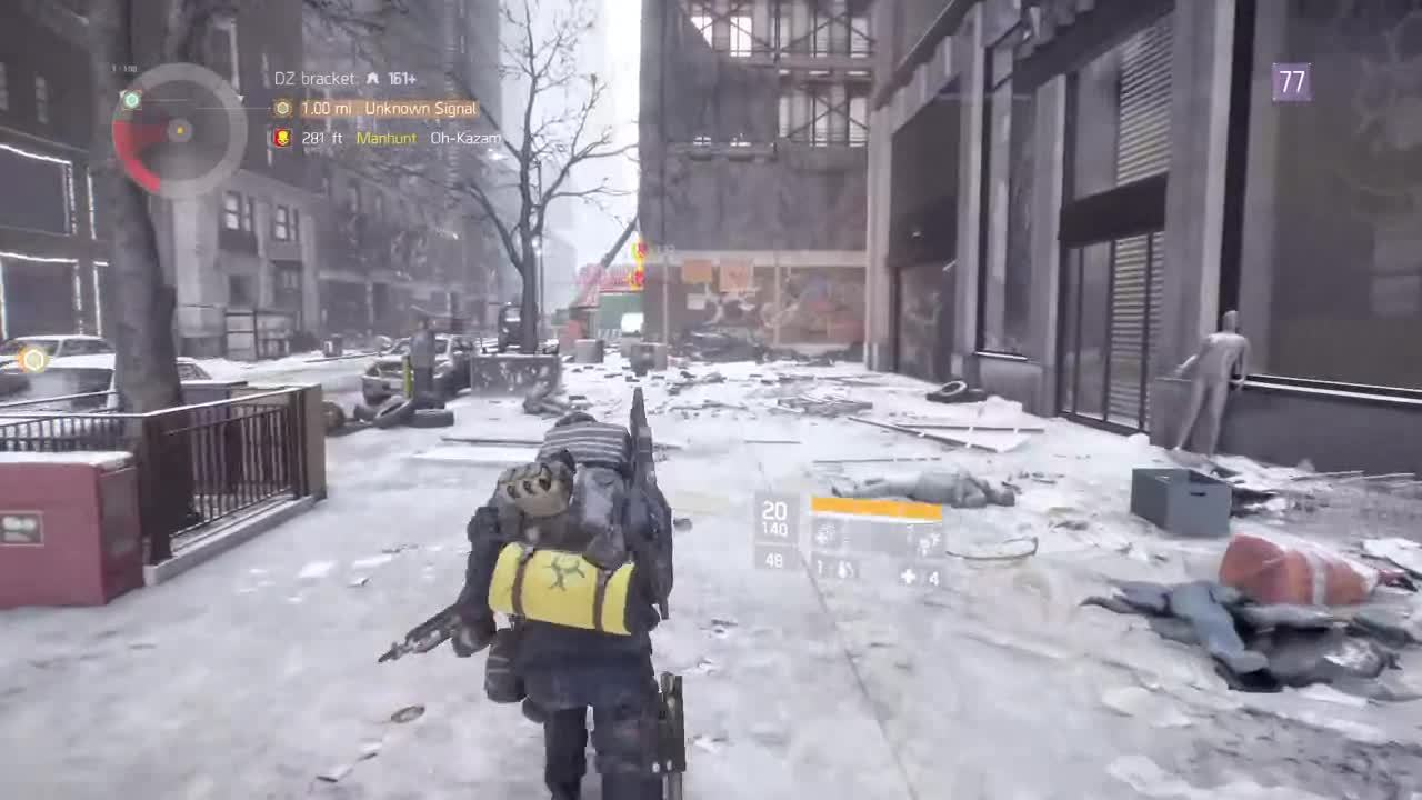 thedivision, taking the shot GIFs