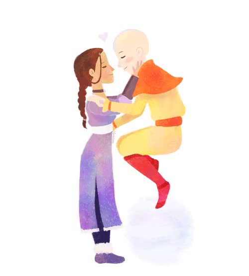 Watch Ya me gusto hacer gifsitos tal vez haga muchos muchos mas pr GIF on Gfycat. Discover more The last airbender, aang, avatar, drawing, gif, illustration, katara, much happiness, such love, very romantic, yasislas GIFs on Gfycat