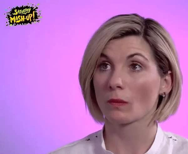 Watch and share Jodie Whittaker GIFs and Celebs GIFs on Gfycat