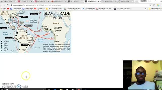 Iberian Slave Trade Israelites Scattered, Iberian Slave Trade Israelites Scattered GIFs