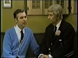 Watch and share Captain Kangaroo GIFs and Fred Rogers GIFs on Gfycat