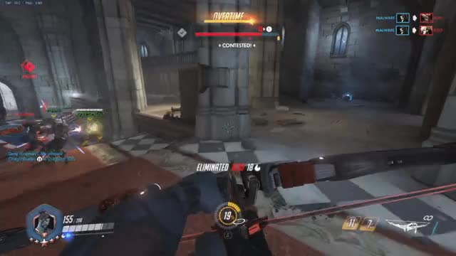 Watch and share Overwatch GIFs and Hanzo GIFs by Proxima on Gfycat