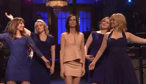 Watch and share Vanessa Bayer GIFs and Kristen Wiig GIFs on Gfycat