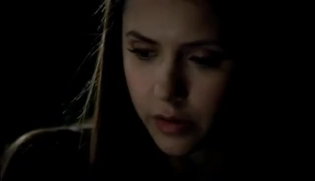 Watch and share The Vampire Diaries 3x12 Elena Dit A Stefan Quelle A Embrasser Damon GIFs on Gfycat
