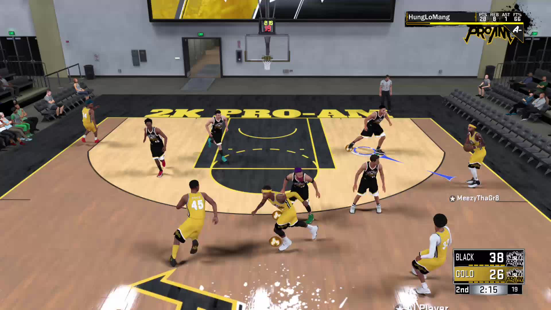 NBA2K, Not sure if legit save GIFs