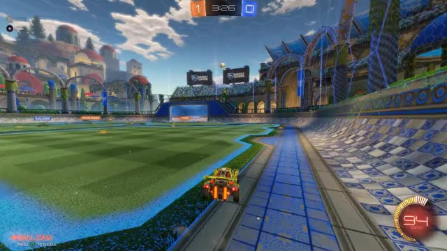 Watch Rocket league GIF by Taabz (@taabzi) on Gfycat. Discover more RocketLeague, doubbletoutch GIFs on Gfycat
