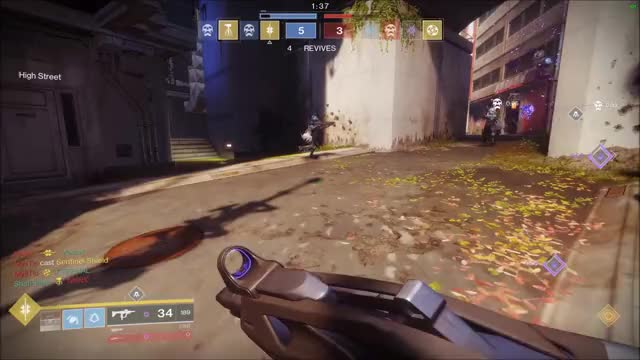 Watch and share Destiny 2 GIFs and Arc Staff GIFs by Aerrow on Gfycat