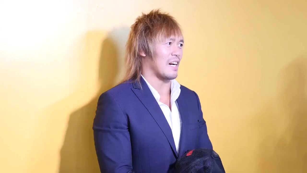 NJPW, Jonsuya Naito Part Six GIFs