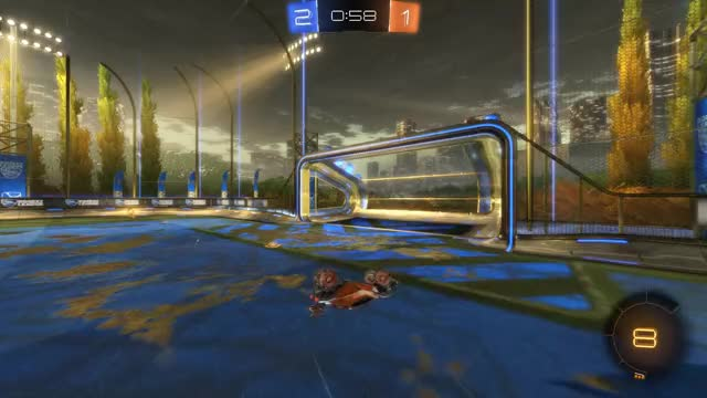 Watch Goal 4: Akai GIF by Gif Your Game (@gifyourgame) on Gfycat. Discover more Akai, Gif Your Game, GifYourGame, Goal, Rocket League, RocketLeague GIFs on Gfycat