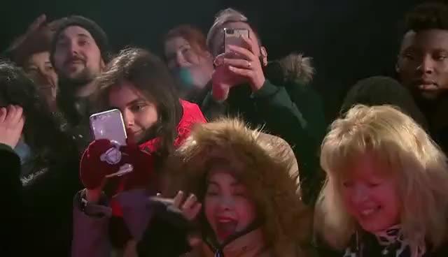 FIFTY SHADES DARKER UK Premiere Red Carpet - Dakota Johnson, Jamie Dornan, Rita Ora