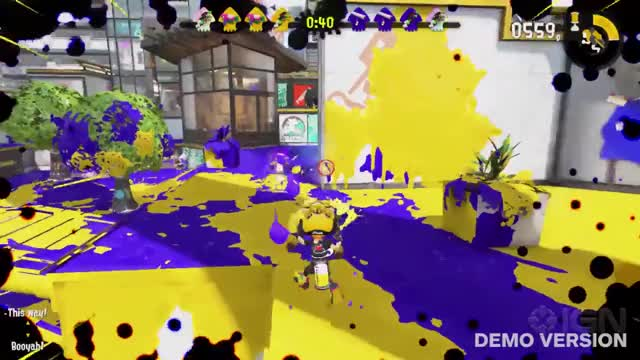 Watch and share Splatoon 2 GIFs and Ign GIFs by skoodge on Gfycat