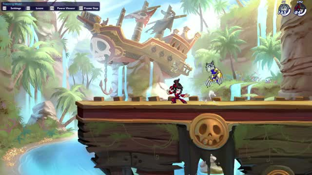 Watch and share Brawlhalla GIFs by Pekocola on Gfycat