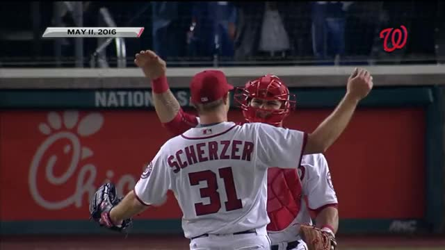 Watch Scherzer and Ramos hug after 20 Ks GIF by efitz11 (@efitz111) on Gfycat. Discover more NationalsGIFs GIFs on Gfycat