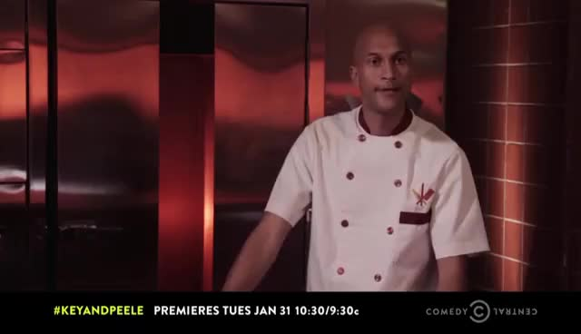 Watch Key & Peele - Gideon's Kitchen GIF on Gfycat. Discover more Keegan-Michael Key GIFs on Gfycat