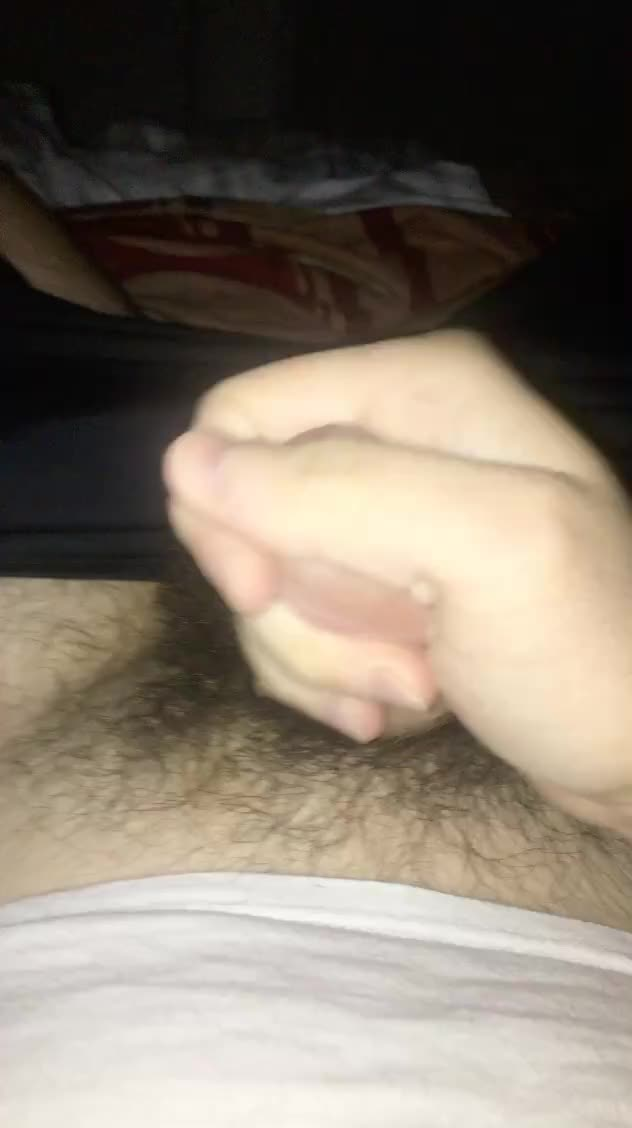 first post on this reddit hereХs me stroking with a little bit of precum