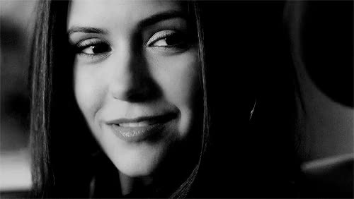 Watch and share Gifs The Vampire Diaries Elena Gilbert Bw 1x01 Brianna GIFs on Gfycat