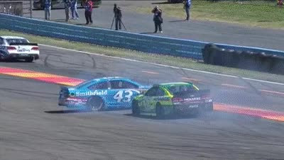 Watch and share Almirola Spin GIFs on Gfycat
