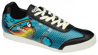 TADO x Gola sneakers GIFs