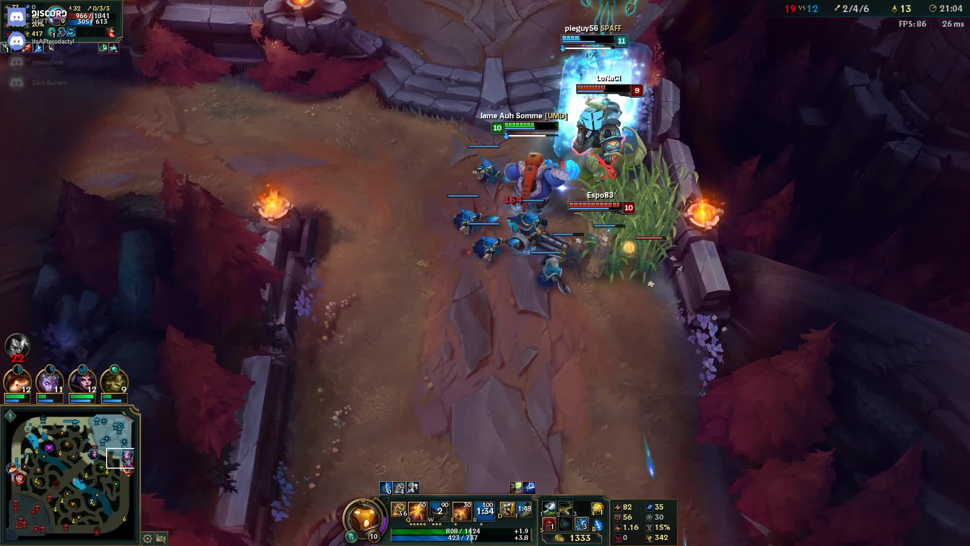 bardmains, 100% planned, totally not an accident triple kill GIFs