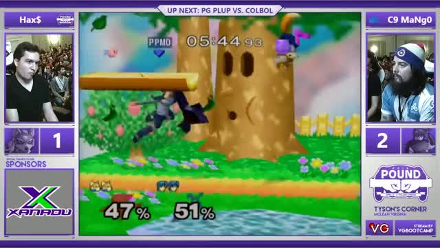 Watch and share Smash Bros Melee GIFs and Pound2016 GIFs on Gfycat
