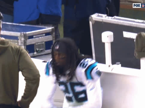 Donte Jackson reaction GIFs