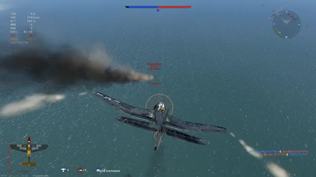 Watch Crash Landing on An American Aircraft Carrier GIF by @zinzinzibidi on Gfycat. Discover more lol, war thunder GIFs on Gfycat