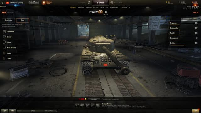 Watch and share Poor Mans T34 Shadow GIFs by nanocobra on Gfycat