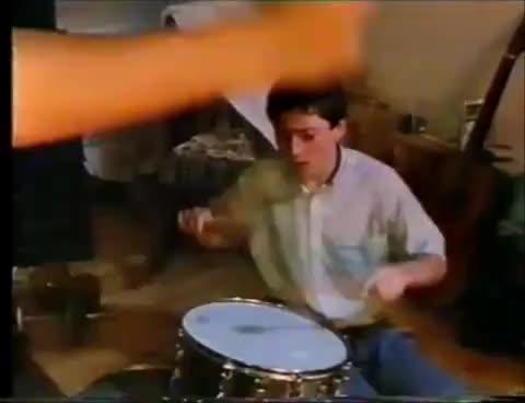 drums, grange hill, Zammo drums GIFs